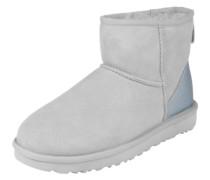 Snowboots 'Classic Mini' azur / hellblau