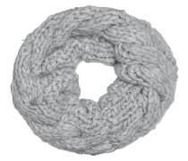 'winter' Loop Damen grau