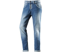 Boyfriend Jeans Damen 'Iliana' blau