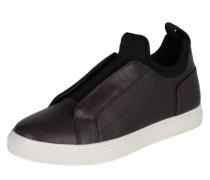 Sneakers 'Scuba Sock' weinrot