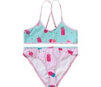 Bikini 'active' türkis / rosa