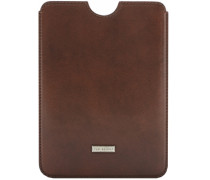 Slg Story Line Mini iPad Case Leder 157 cm kastanienbraun