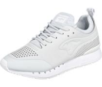 'Coil Semi' Sneakers grau