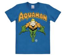 "T-Shirt 2Aquaman"" blau"
