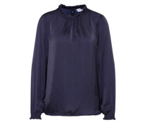 Bluse 'blouse Highneck' navy