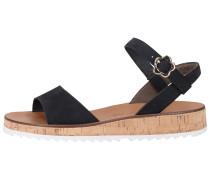 Sandale kobaltblau