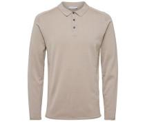 Poloshirt Classic - taupe