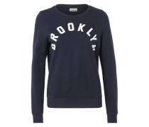 Sweatshirt 'pana' blau