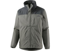Resolve Outdoorjacke Herren grau