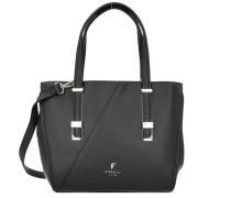 Solane Handtasche 24 cm schwarz
