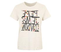 T-Shirt 'Louise' grau