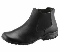 -Chelsea-Boots schwarz