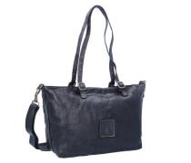 'Tarassaco Shopper' Tasche 35 cm schwarz