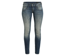 Slim Fit Jeans 'Gila' blau