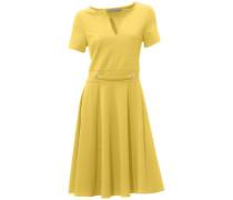 Prinzesskleid gelb