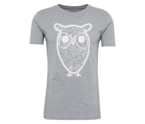 T-Shirt 'Diagram Owl print - Gots'