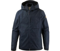 'High Coast' Windbreaker Herren navy