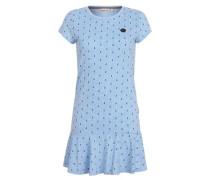 Female Dress Auf Detlef caktir blau