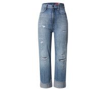 Jeans 'Tedie Ultra' blue denim