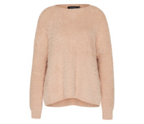 Sweater 'soft Serve Fluffy Rib' beige