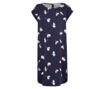 Kleid 'Hila' navy / mischfarben