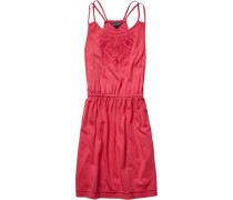Kleid »Carmen Knit Dress Slvls« pitaya