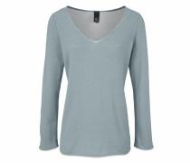 Pullover mit V-Ausschnitte