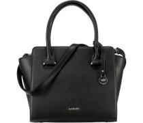 Den Haag Handtasche schwarz