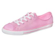 Chuck Taylor All Star Dainty OX Sneaker Damen pink