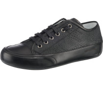 Rock Bord Sneakers Low schwarz