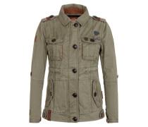Female Jacket Rubbel den Opa grün