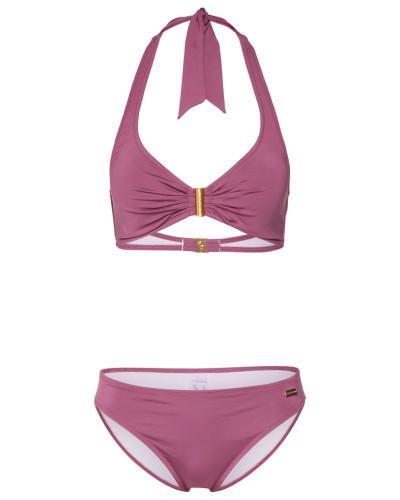 Bikini 'Triangel-Bikini Set' mauve
