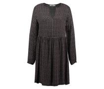 Kleid aus Viskose 'Constanza' schwarz