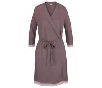 "Kimono-Jacke ""Paris Nights"" beige / grau"