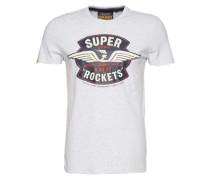 T-Shirt 'Reworked Classic' grau
