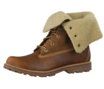 Boots Authentics Waterproof Shearling 50719 braun
