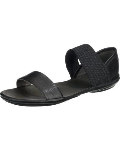 Sandaletten 'Right Nina' schwarz