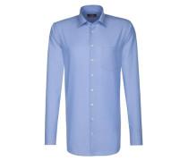 City-Hemd 'Modern' blau