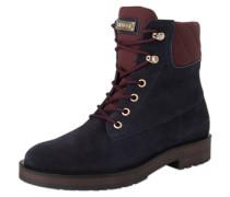Boots in Veloursleder 'w1285Est 8B' blau