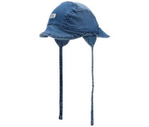 Hut nitabern Jeans- blau