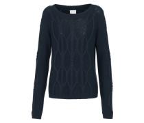 Pullover 'vintegrata' nachtblau