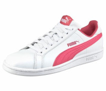 Sneaker 'Smash Fun L Junior' dunkelpink / weiß