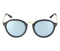 Sonnenbrille 'Maui' blau / schwarz