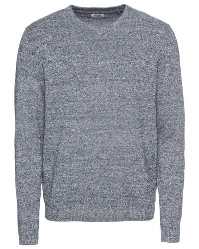 Pullover 'jjebasic Knit V-Neck'