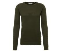Pullover 'Gyden' dunkelgrün