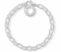 Charm-Armband »X0032-001-12« silber