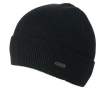 Mütze 'Formero6' schwarz