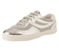 Sneaker 'Metcrocw' silber