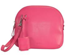 Fantastic 5 Umhängetasche Leder 19 cm pink