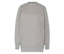 Sweatshirt 'xbyo' graumeliert